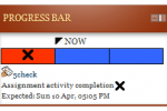 Review: Progress Bar Block for Moodle 2.0