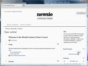 newsie-course
