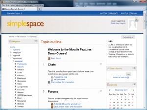 simplespace-course