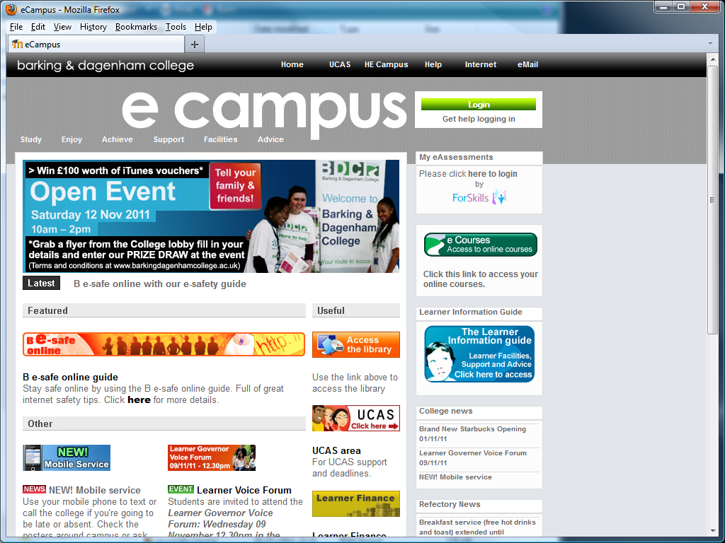barking and dagenham college ecampus A look at moodle 2 themes uploaded by gavin_henrick related interests page layout moodle menu south devon college barking & dagenham college figure 14.