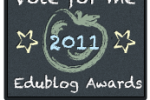 Edublog Award Nomination for Some Random Thoughts