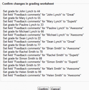grading-worksheet upload confirm