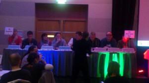 @caz_h Finalists of the quiz nite #mootie13 blk eyed peas V sugarbabes or shud I say.... @SolentRoger V @danjatm